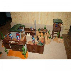 قلعه وسترن پلي موبيل مدل western for 5245