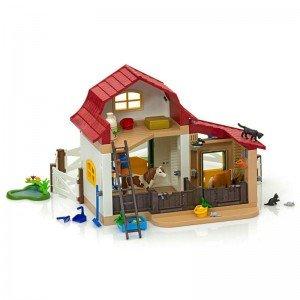 پلی موبيل مدل  Forest Ranger's House playmobil 6811