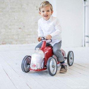 ماشین پائی فلزی Rider Red  baghera 835