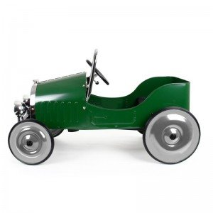 classic pedal car green baghera 1939
