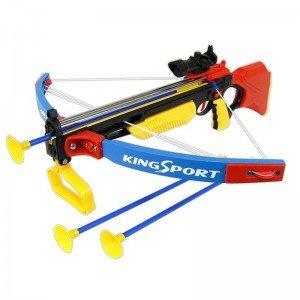 تیر کمان زوبین قرمز زرد 35881G king sport