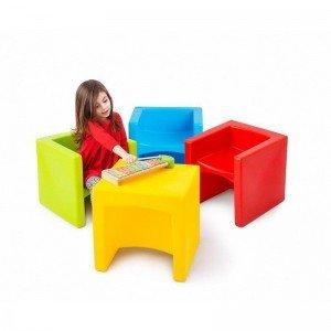 تولیدصندلی چندکاره پیکو رنگی