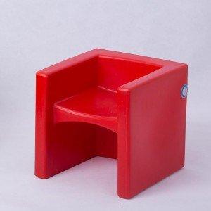 صندلی چندکاره پیکو  رنگ قرمز کد 30070