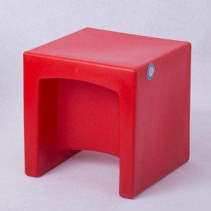 صندلی چندکاره پیکو قرمز