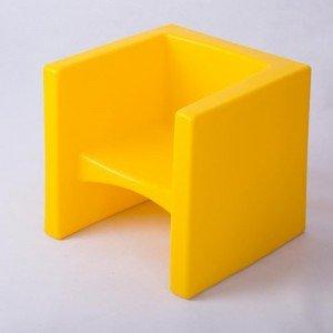 صندلی چندکاره پیکو مدل Multiple رنگ زرد کد 30070