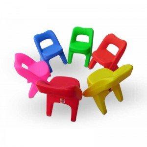 صندلی کودک استار  pic-7003 رنگ قرمز