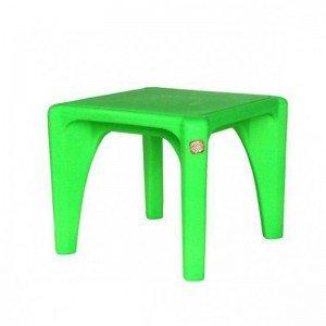 میز کودک مربع استار رنگ سبز مدل 7004