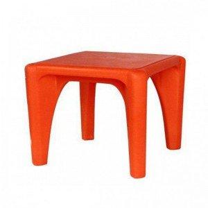 میز کودک مربع  استار رنگ نارنجی مدل 7004