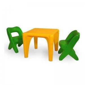 فروش میز و صندلی  کودک استار pic-7003 رنگ نارنجی