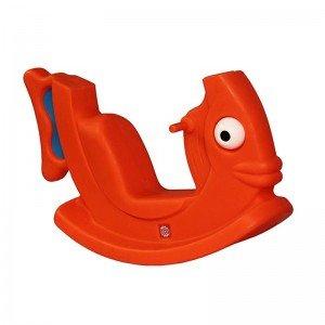 الاکلنگ کودک طرح ماهی بدون سقف نارنجی 5003