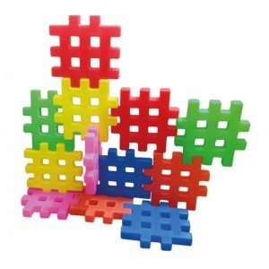 بلوک بزرگ خانه سازی کودک کد 9258