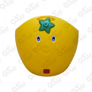 صندلی کودک پرتقالی رنگ زرد 7021