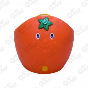 صندلی کودک پرتقالی رنگ نارنجی 7021