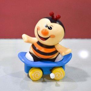 زنبور کوکی اسکیت سوار نارنجی کد 548