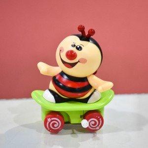 زنبور کوکی اسکیت سوار قرمز کد 548