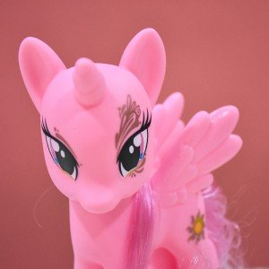 اسب پونی صورتی 053
