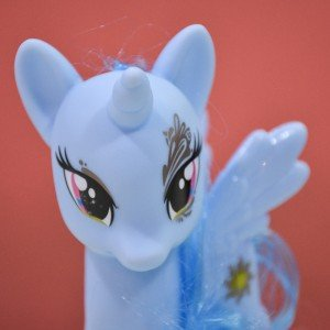 اسب پونی آبی 053