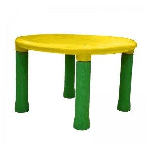 میز گرد پرتقالی کودک 7022