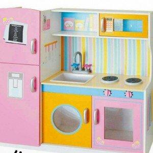 آشپزخانه کامل چوبی کد 83122