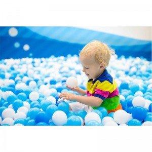قیمت توپ سفید استخر توپ کودک بسته 1000تایی