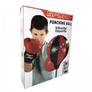 لوازم ورزشی کودک کیسه بوکس