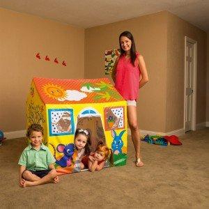 هدیه تولد دخترانه چادر بازی