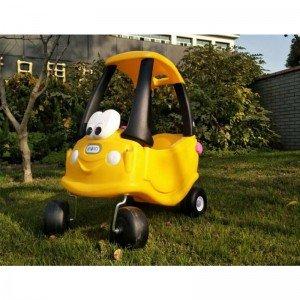 ماشین پایی فضائی زرد lerado