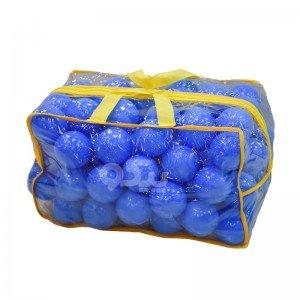 توپ آبی کیفی کودک بسته 100 تایی کد0051
