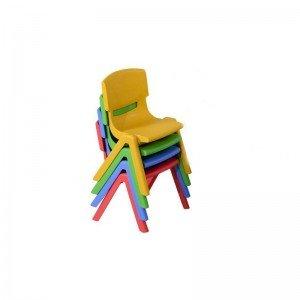 امکان چیده شدن روی هم صندلی کودک طرح لبخند