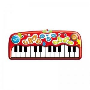 پیانو فرشی قرمز winfun 002508