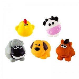 اسباب بازی حمام کودک طرح حیوانات مزرعه winfun مدل 001302