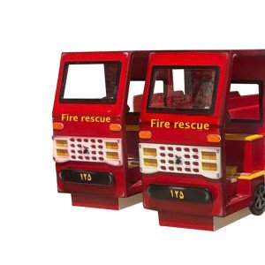 ماشین آتش نشانی چوبی fi-125