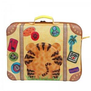 فروش چمدان کودک طرح ببر okiedog مدل80007