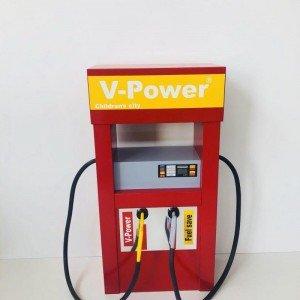 پمپ بنزین چوبی مدل pg-704