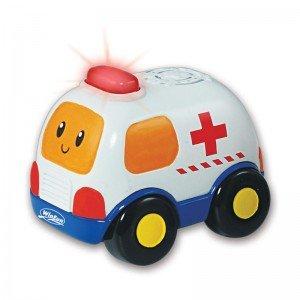 ماشین آمبولانس winfun 003166