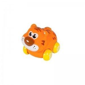 ماشین بازی کودک طرح ببر کوچک نشکن hulie toys 376