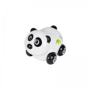ماشین بازی کودک طرح پاندا کوچک نشکن hulie toys 376