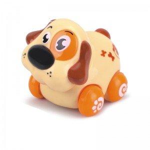 ماشین کودک طرح سگ کوچک نشکن hulie toys 376