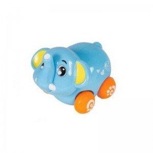 فیل کوچک نشکن hulie toys 376