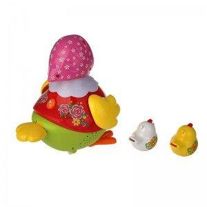 مرغ  موزیکال   huile toys