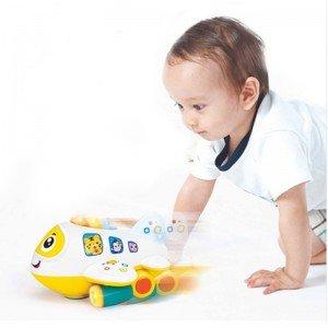 هواپیما موزیکال hulie toys 6103