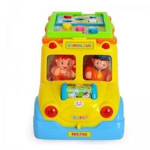 خرید اتوبوس اسباب بازی huile toys 796