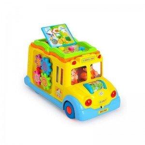 خرید اتوبوس اسباب بازی huile toys