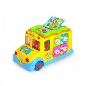 اتوبوس hulie toys 796