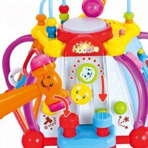 تنوع بازی در هرم موزیکال  huile toys  806