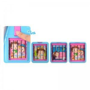 هرم موزیکال hulie toys