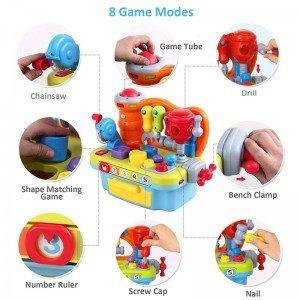 hulie toys 907