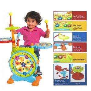 ارگ hulie toys 669