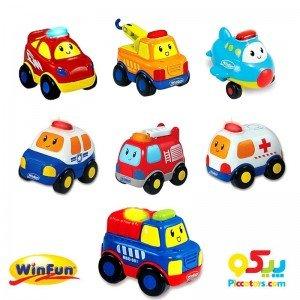 ماشین پلیس winfun 003166