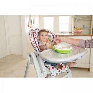 صندلی غذا طوسی چیکو chicco
